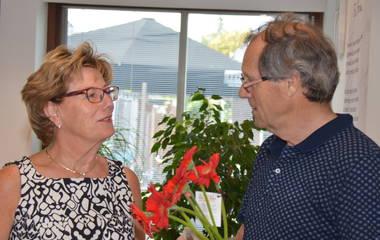 Bloemen-actie WestlandOntmoet van start