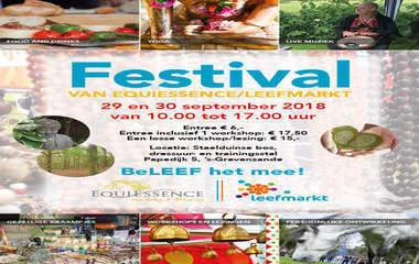 Festival EquiEssence/LEEFMARKT