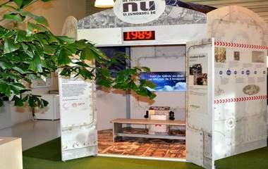 Opening foto-expositie en Tijdmachine SW van Patijnenburg