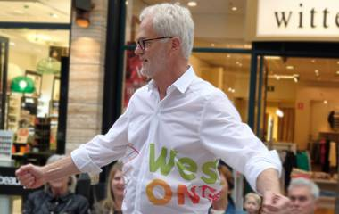 Ontmoetingslunch WestlandOntmoet overweldigend succes