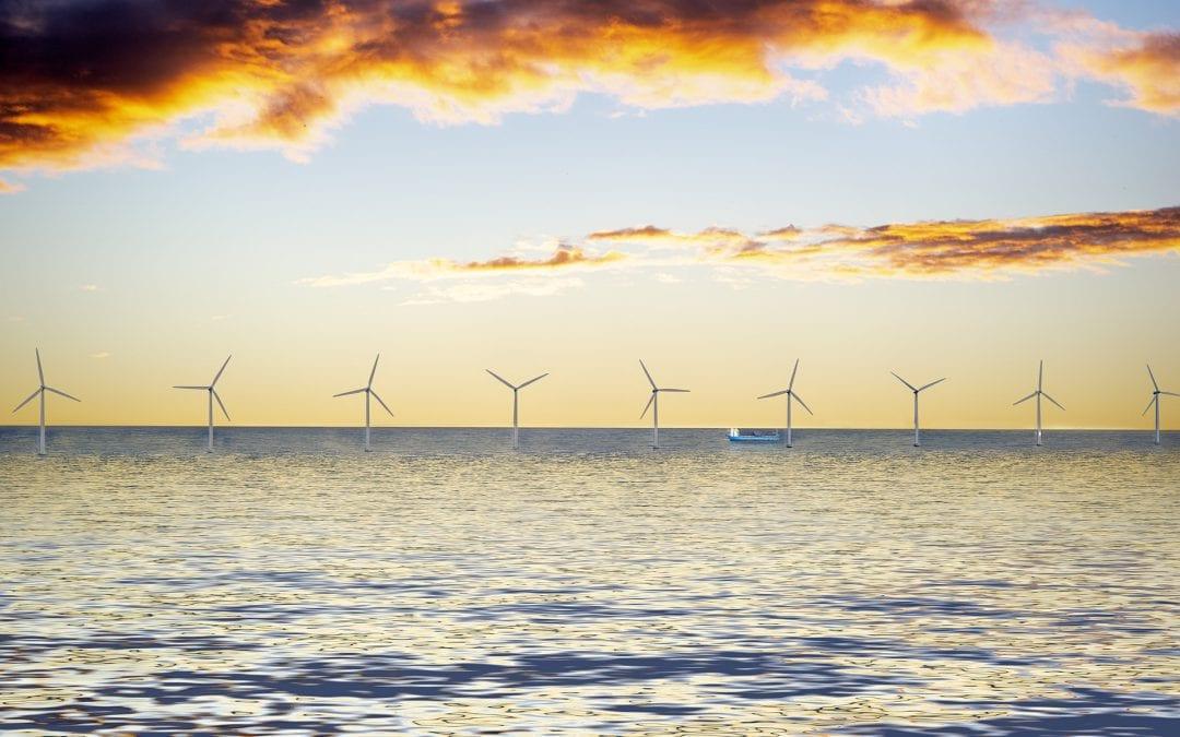 Collegereeks Energie op zee, onderwerp de zee als energiebron – water