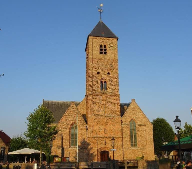 Bezichtiging Oude Kerk en expositie